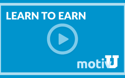 Learn to Earn with MotivU