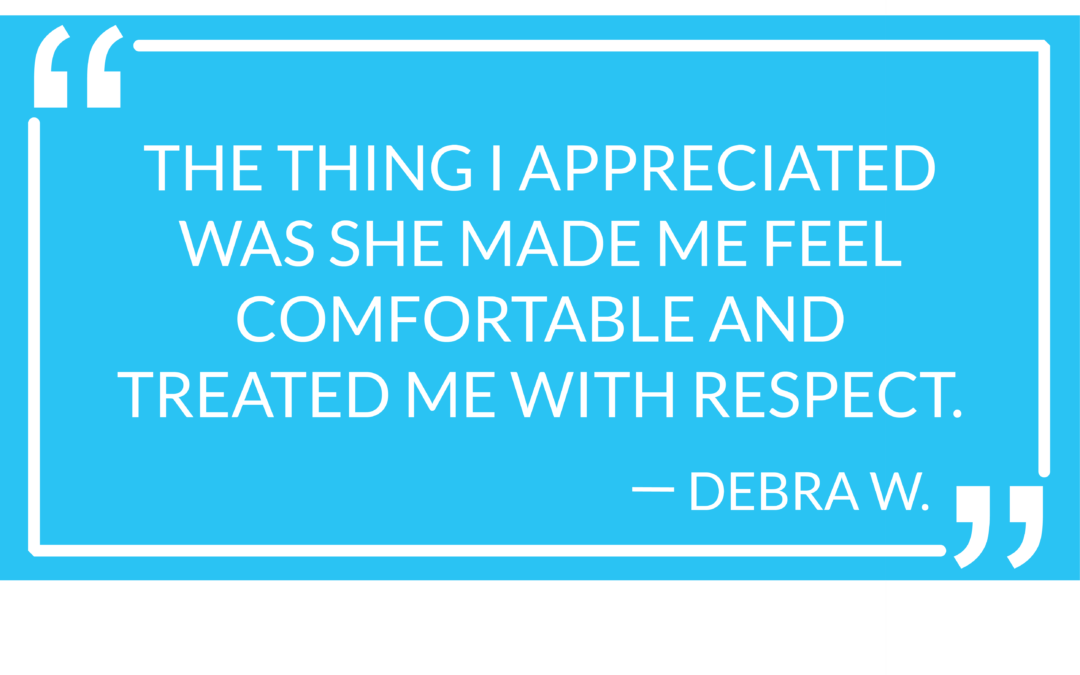 #MotivMoment: Debra W.'s Review