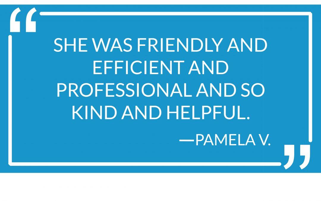 #MotivWin: Pamela V.'s Review